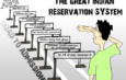 Reservation system: Temporary support or permanent crutches?